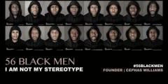 56 Black Men Exhibition