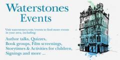 Book Launch: Caroline Logan - The Stone of Destiny - Edinburgh West End