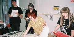 Workshop: Developing Your Artistic Practice with Shy Bairns