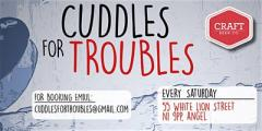 Cuddles for Troubles Comedy Night