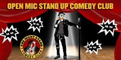 One Night Stand Comedy Club, a factory of HA HA's!