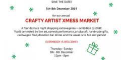 Crafty Artist XMess Market