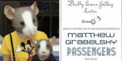 Matthew Grabelsky: Passengers