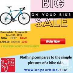 Prudential Ride London Bike Hire - On Your Bike