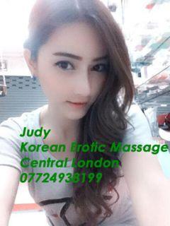 Korean girl caring sensual massage escort