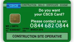 How to book cscs test online