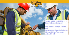 Are you looking for Concrete Pump Hiring London