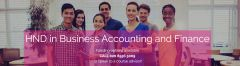 Get the Best HND Accounting Degree in London