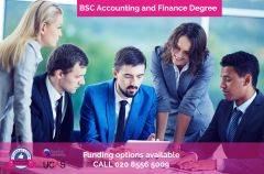 BSC Accounting Degree in London