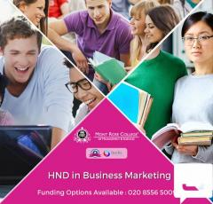Business Marketing Course in London