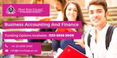 Choose the best Business Accounting and Finance Courses