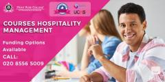 Know more about hospitality management courses in UK