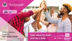 How to find the best HND health and social care