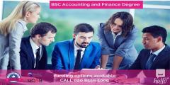 Benefits of BSc Finance Course in London