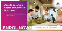 International Master of Business Administration in UK