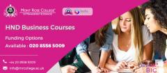HND in Business Course in London