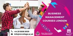 Business Management Courses London
