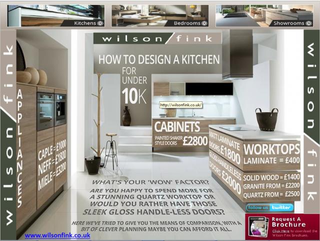 German Kitchen Fitters London Wilson Fink EXPIREDRadlett