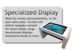 3D Display Solutions in Events and Exhibitions