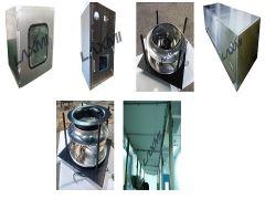 Vertical Laminar Air Flow for Pharmaceutical Industries