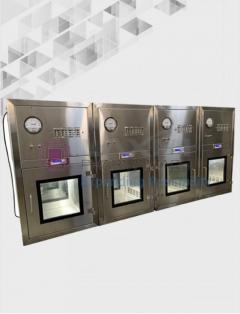 Static Pass Box Manufacturer & Exporter