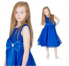 Best Quality Fabric for the baby girls christening dres