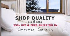 Buy Best Sheet Sets For Summer Sale 2017