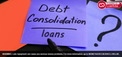 Debt Consolidation Loans -  UK - Instant Decision