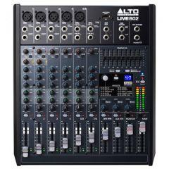Alto Live 802 PA Mixer Online at DJ Store