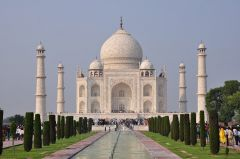 Same Day Agra and Tajamhal Tour Package