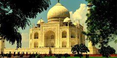 Book Online Same Day Agra Taj Mahal Tour Package