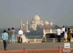 Tour and Travels to Tajmahal Agra, From UK