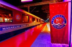 Golden Triangle Luxury Train Tour Packages