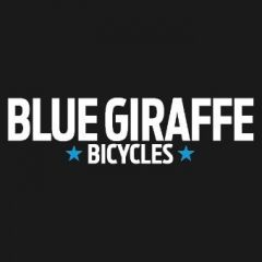 Blue Giraffe Bicycles