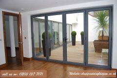 Aluminium Door system and Windows in Glasgow