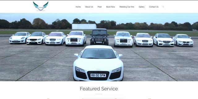 Bentley hire London 3 Image