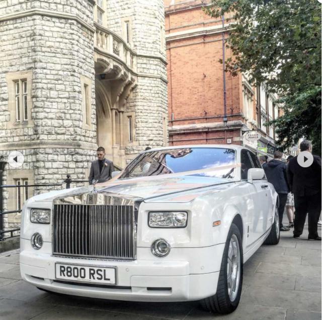 Rolls Royce hire London 3 Image