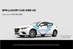 Luxury Cars Rental in London