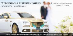 Affordable Wedding Car Hire in Birmingham