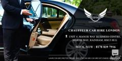 Chauffeur Driven Cars