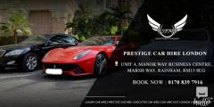 Affordable supercar hire london