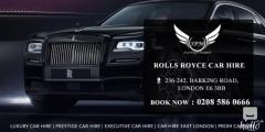 Book our best Rolls Royce Chauffeur