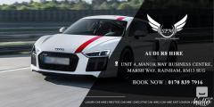 Audi R8 Hire In Rainham