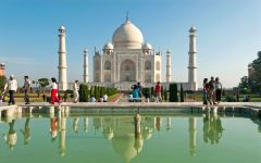 Agra Tour From Mumbai