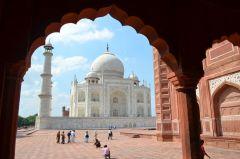 Taj Mahal Agra Mumbai Tour