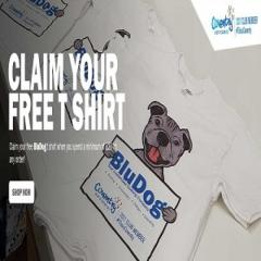 T Shirt Printing UK  Bludog