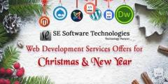 Web development Christmas offer