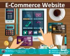Creative Online  E commerce Website