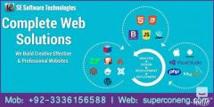 Se Software Technologies Offers Graphic and Web Design