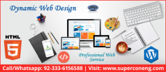 Get Dynamic Website Design at Affordable Price